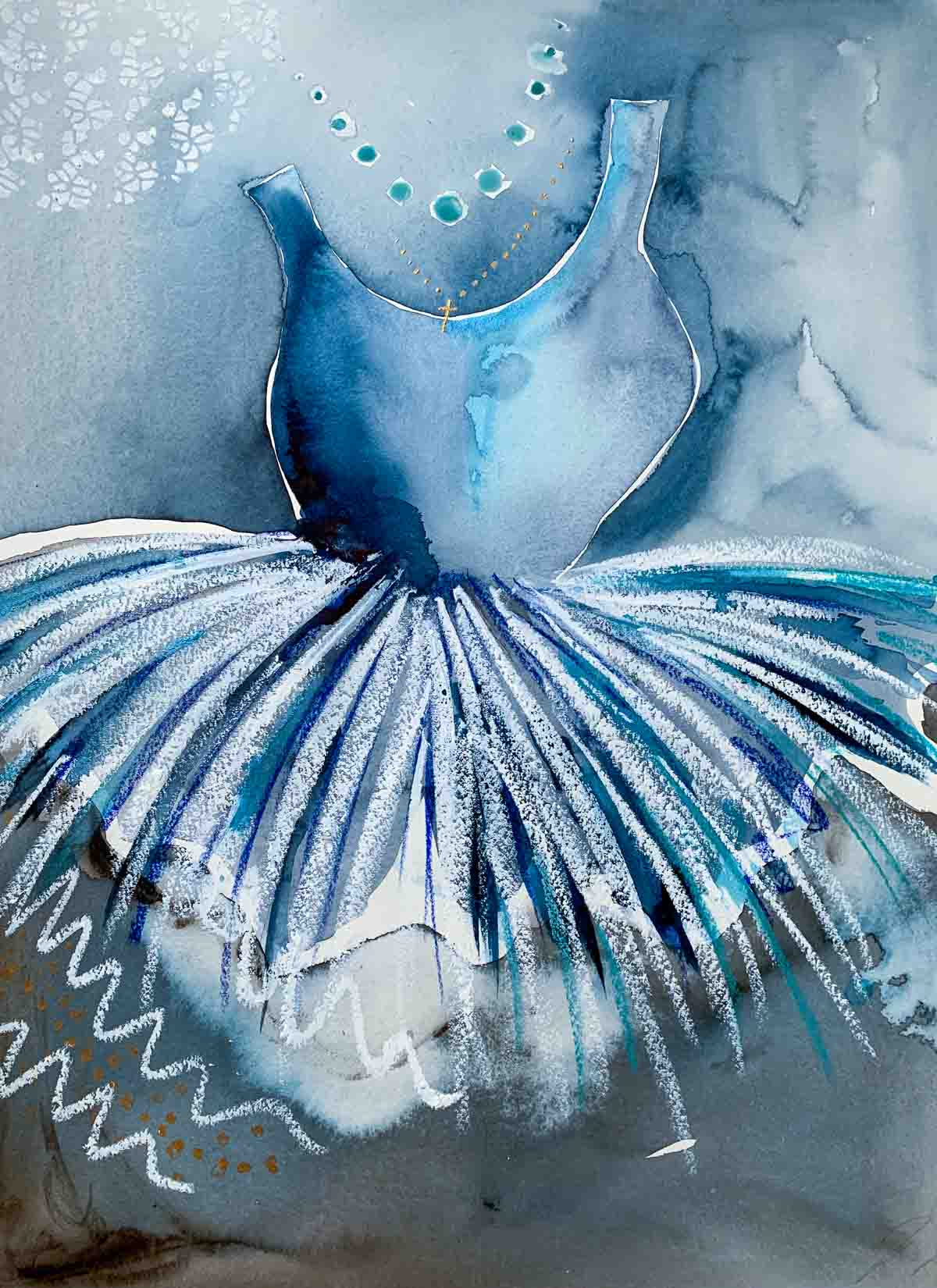 Nocturne ballerina